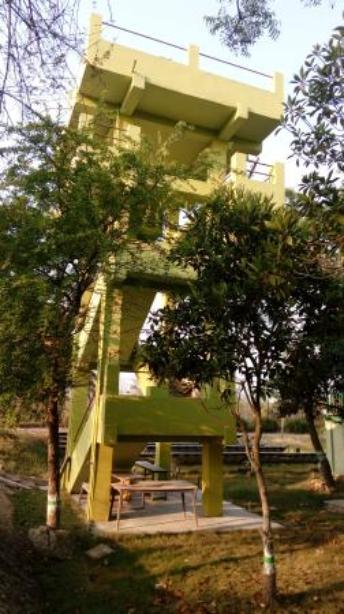 Sajnekhali Watch Tower
